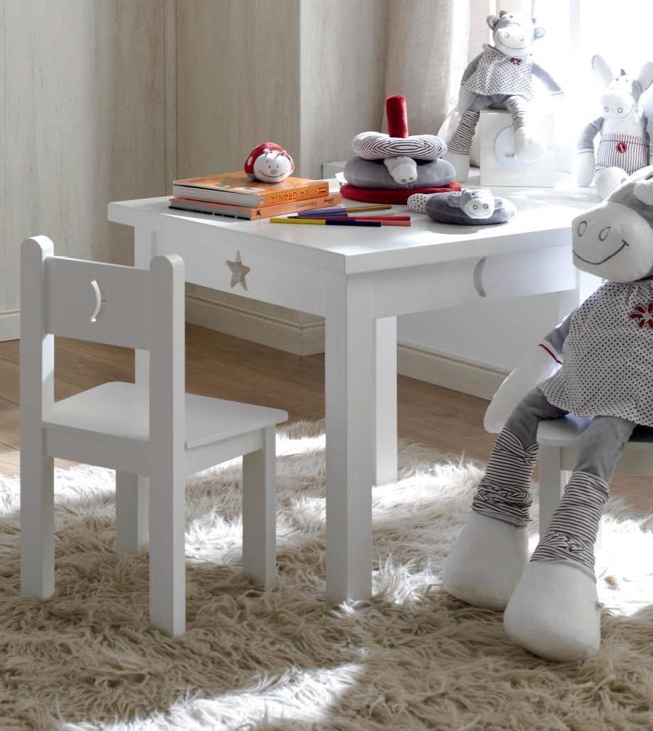 Детский комплект стол и стул Джессика!
