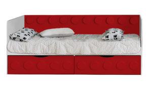 Лего кровать диван подростковая на www.krowatki.ru