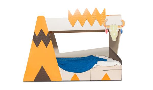 Детские двухъярусные кровати!