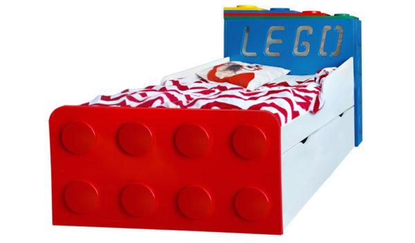 Купить кровать детскую Lego с подсветкой в интернет-магазине www.krowatki.ru