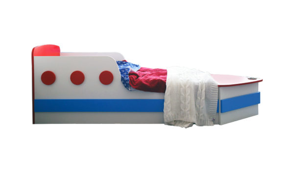 Кровать детская с подъемным механизмом