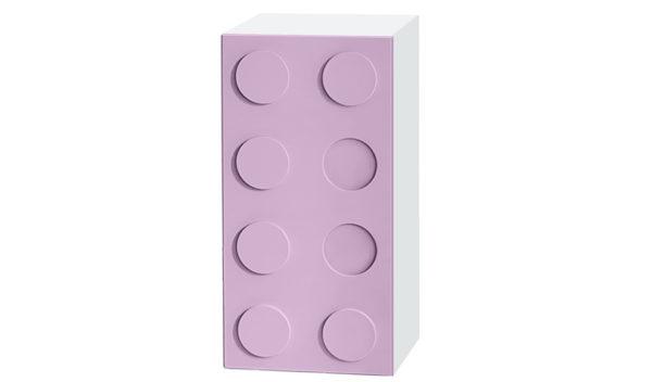 Детский одностворчатый шкаф Лего для детской!