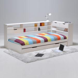Кровать плюс полки, размер в ассортменте, купить на www.krowatki.ru