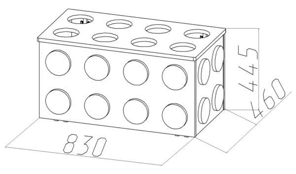 Большой выбор ящиков для игрушек на колёсиках оригинального дизайна!