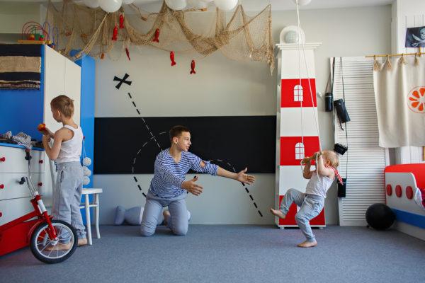НОВИНКА! Детская мебель Пираты! Доставка по РФ!