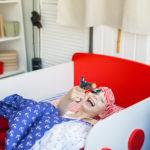 Детская кровать пиратский корабль - krowatki.ru