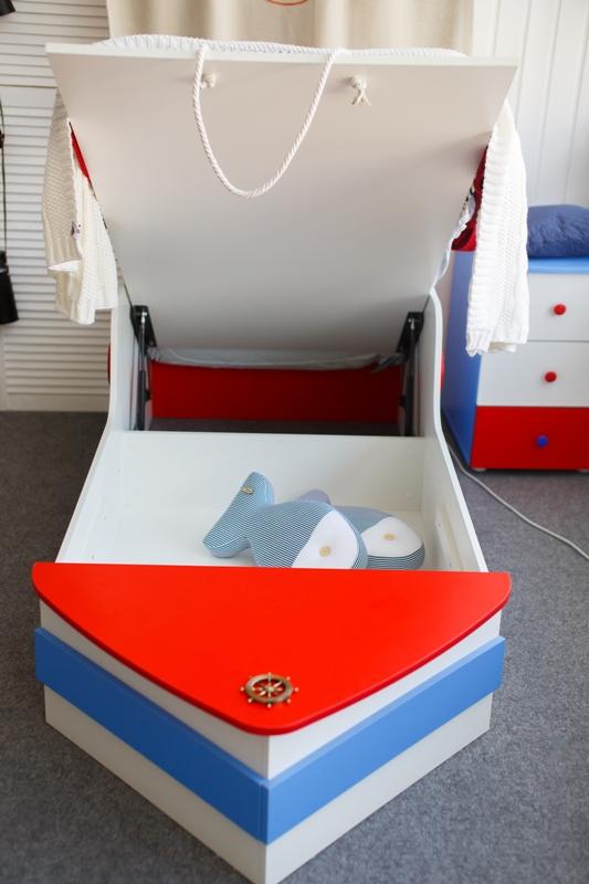 Детская кровать корабль купить - krowatki.ru