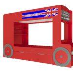 Кровать автобус Лондон!