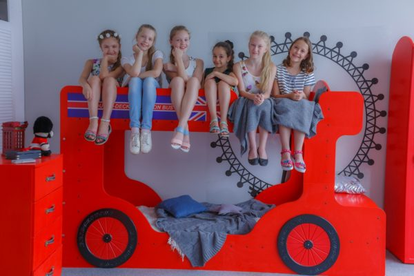 Вся серия детской мебели Лондон тут!
