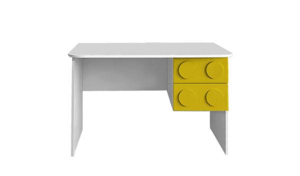 Детский письменный стол из серии мебели Lego!