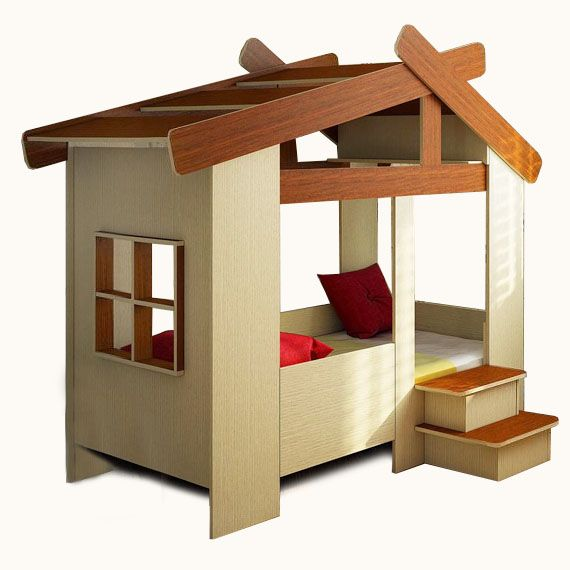 Кровать домик для детей по отличной цене!