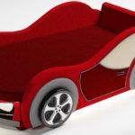 Диван кровать детская машина
