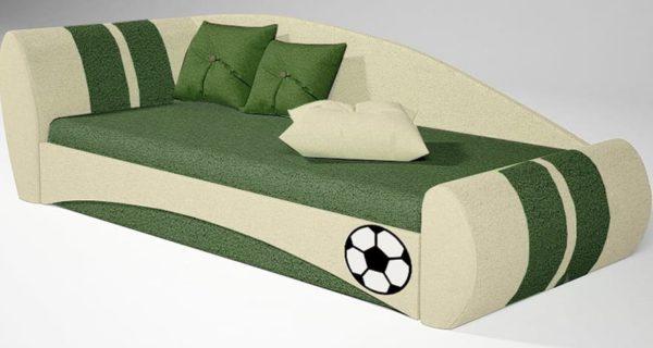 Детская кровать футбол!