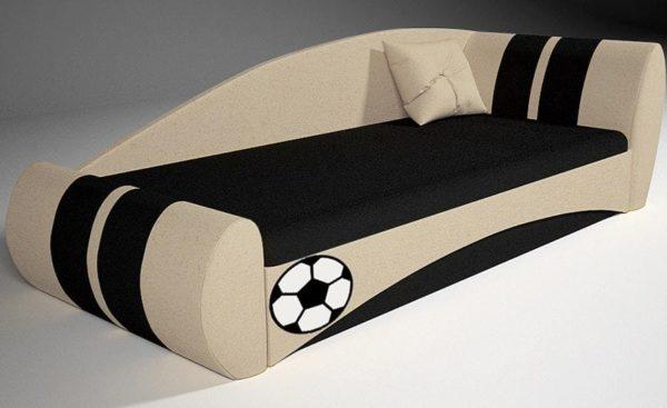 Детский диван в виде кровати!