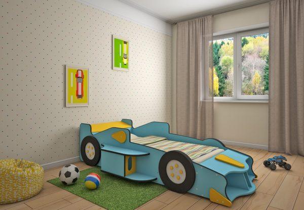 Кровать машинка Формула!