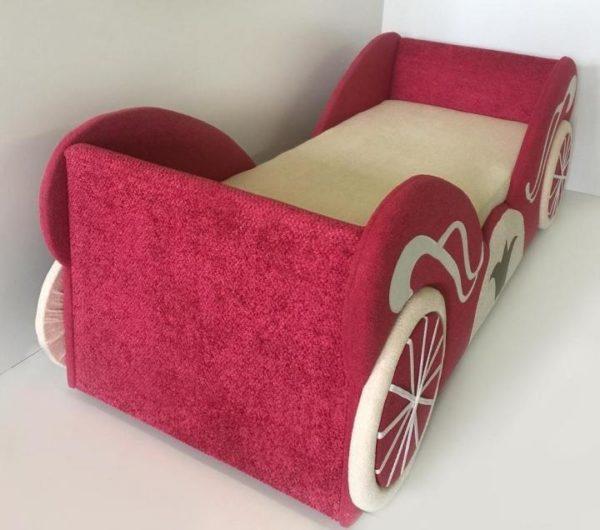 Кровать карета принцесса купить