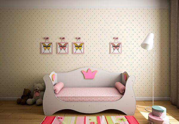 Детская кровать Принцесса на krowatki.ru