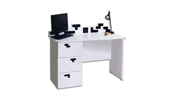 Купить письменный стол ребёнку белого цвета с доставкой!
