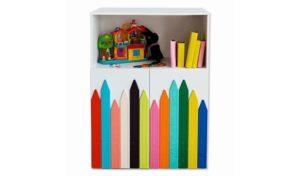 Купить дизайнерский детский шкаф с доставкой на krowatki.ru