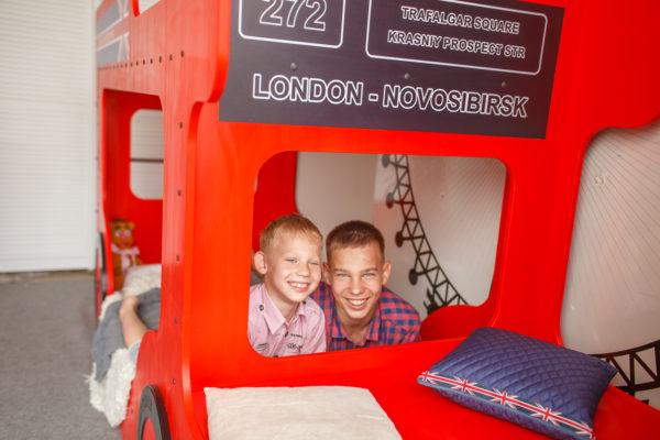 Купить детскую мебель Лондон здесь!