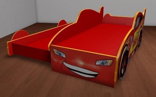 Недорогая кровать Маккуин!