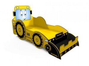 Детская кровать Трактор! Доставка по РФ!