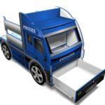 futuka kids детская мебель кровати грузовик