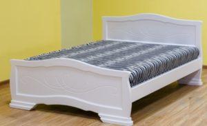 Белые подростковые кровати