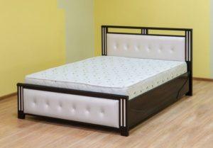Кровать подростковая для девочки с мягкой спинкой!