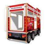 Кровать Автобус red river