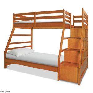 Купить двухъярусную кровать для детей