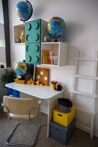 Антресоль детская из серии детской мебели Лего!