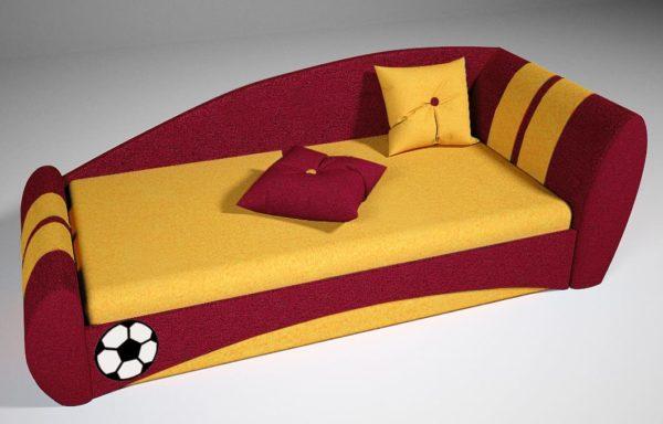 Детский диван футбол для мальчика!