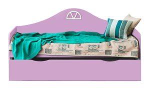 Купить детскую односпальную кровать с ящиками