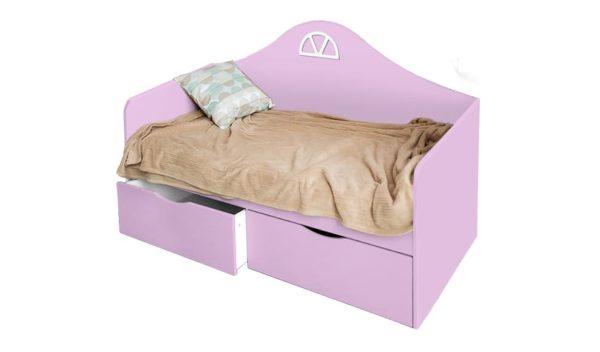 Купить детскую односпальную кровать от фабрики производителя