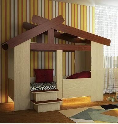 Кровать домик отзывы