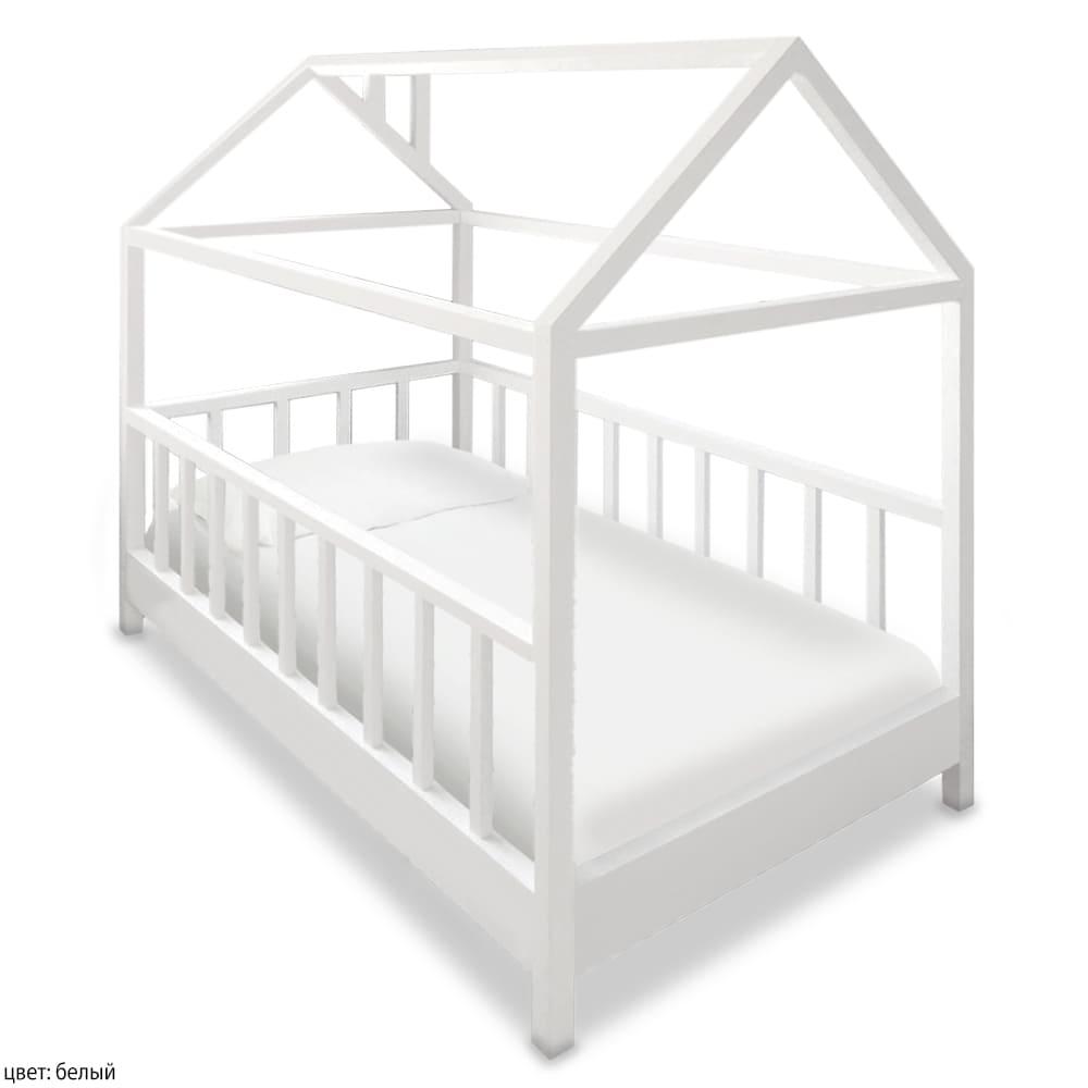 Деревянную кроватку домик купить от фабрики производителя!