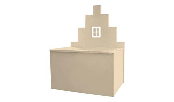 Ящик для хранения игрушек Домик - 1! Детская мебель от производителя!