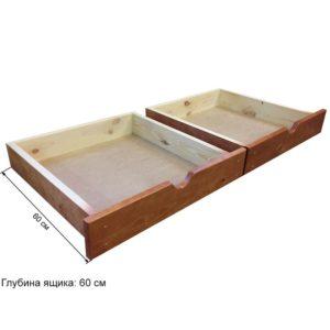 Выдвижные ящики под спальное место
