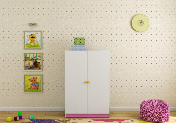 Купить шкаф в детскую комнату всего за 9500 рублей