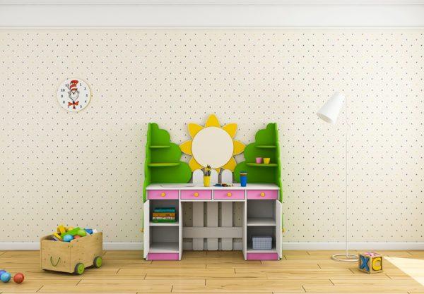 """Угловой стол в детскую. Недорого – детская мебель """"От и До""""!"""