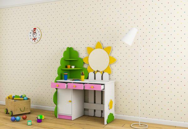 Письменные детские стола у нас! Дизайнерские модели мебели!