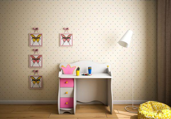 Купить детский стол Принцесса в магазине детской мебели