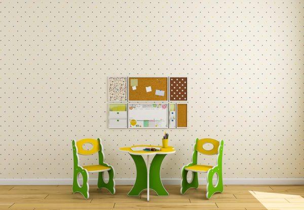 Детский столик и стульчик! Выгодная цена!