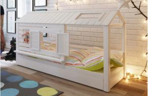 Детская кровать в виде домика от производителя!