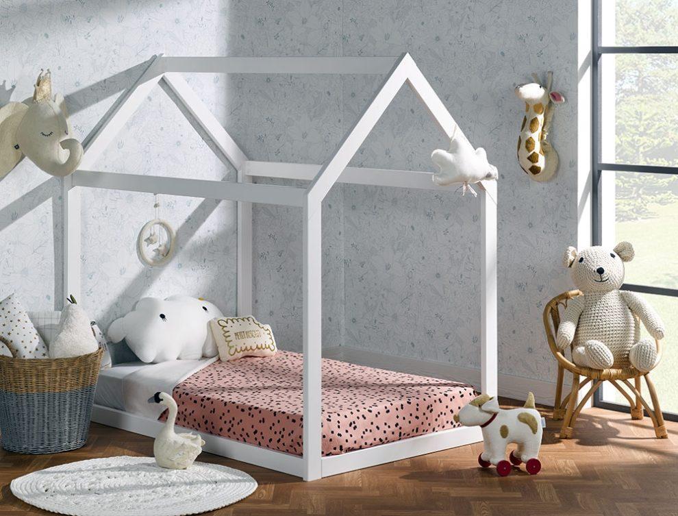 Детские кровати домики из массива дерева! Это к нам! Производители!