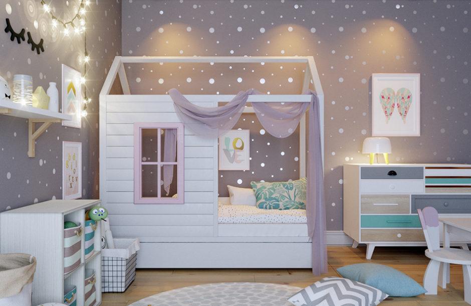 Детские кровати домики Москва! Большой выбор!