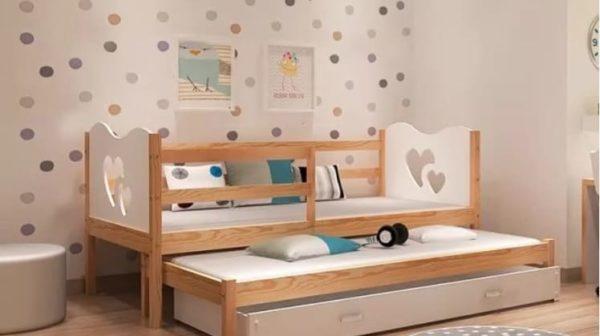 Красивая детская кровать для девочки!