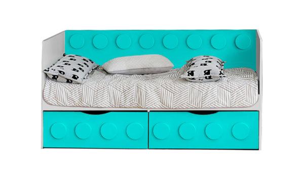 Купить Лего кровать на КРОВАТКИ.РУ!