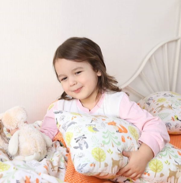 Только у нас детское постельное белье 80х160!